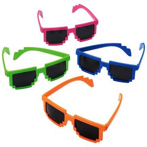 bac25997adf Neon Robot Sunglasses - 1940007 - IdeaStage Promotional Products