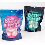 Custom Bath Bomb 3 Pack