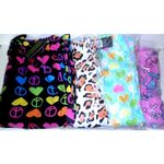 Custom Women's Printed Fleece Sleep Pants