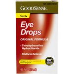 Custom GoodSense Eye Drops Original .5 oz
