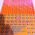 Custom 16 Count #2 Pencil