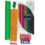 Custom Pre-Filled School Supply Kit