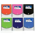 Custom 7-Pocket Letter Size Vertical Poly Expanding File