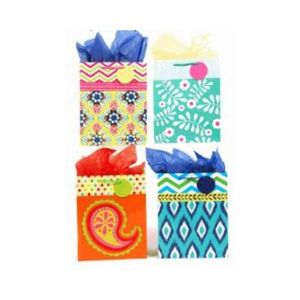 Double Dipping On Matte Gift Bags