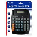 Custom BAZIC 8-Digit Large Desktop Calculator w/ Adjustable Display