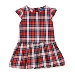 Custom Baby Girl Plaid Dresses