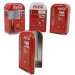 Custom Coca Cola Vending Machine Penny Bank - Assorted