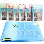 Custom Shower Curtain with 12 Hook Set - 71