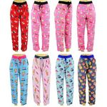 Custom Women's Assorted Print Pajama Pants - Sizes S-2XL