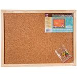 Custom Framed Cork Memo Board 12X16-