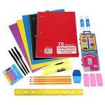 Custom 23-Piece Kids School Supply Kit
