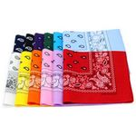 Bandanas - Assorted Colors (Case of 120)