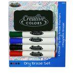 Custom Creative Colors Dry Erase Set