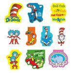 Custom Dr. Seuss Magnetic Bookmark