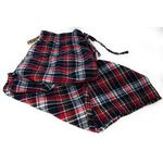 Custom Men's Cotton Flannel Pajama Pants