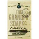 Custom The Grandpa Soap Co. Charcoal Detoxify Bar Soap