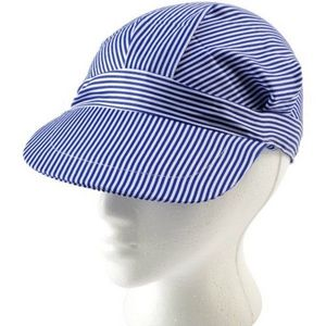 1129a39caf9 Child Size Striped Train Engineer Hat - 1776491 - IdeaStage Promotional  Products