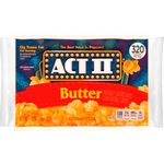 Custom ACT II Butter Microwave Popcorn - 2.75oz (Case of 72)