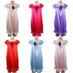 Custom Women's Short Sleeve Nightgown