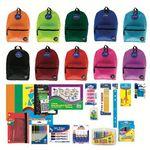 Custom BAZIC Primary School Kit with Backpack