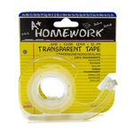 Custom Stationery Tape Transparent