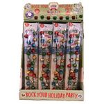 Custom Lotsa Lites! Jingle Bell Flashing Necklace