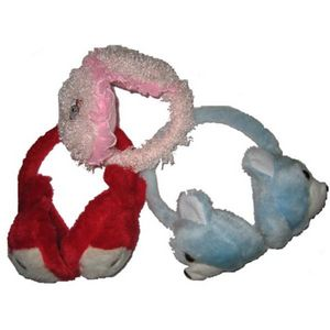 Custom Furry Ear Muffs