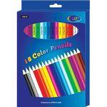 Custom Coloring Pencils 18 Count