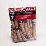 Custom Coin Wrappers - Penny 36 Count