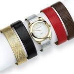 Custom Girl'S Multi Band Fashion Watch