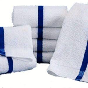 Center Stripe Bath Towel 24 X 48 2267721 Ideastage Promotional