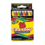 Crayons - 16 Count