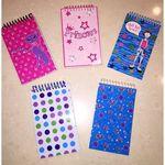 Custom Spiral Notepads - Assorted Prints