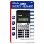 Custom BAZIC 56 Function Scientific Calculator w/ Flip Cover