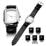 Custom Hybrid Analog Watch with Smart Band