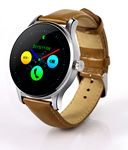 Custom The Chairman Smart Watch Executive Style Fully Compatible with Android and IOS via Bluetooth.