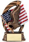 Custom Eagle - Running Star Stands - 5-1/2