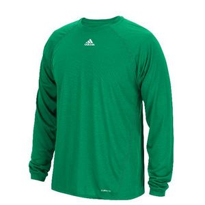 6574db101 adidas Men`s Performance ClimaLite Long Sleeve T-Shirt - 2946-FWG -  IdeaStage Promotional Products