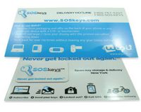 """Rectangle Promo Swipes Sticky Cleaner (1 1/2"""" x 2 3/8"""")"""