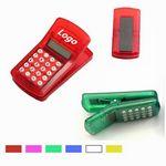 Mini Pocket Size Magnet Clip Calculator