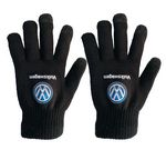 Custom Winter Touch Screen Texting Knit Gloves