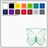 "Ultimate Luxury 6""x 8"" Silky Soft MicroFiber Cloth - 1 Color Silkscreen"