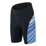 Custom Youth compression shorts / rash guards panel stitched