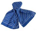 Custom Silk printed scarf, 15 x 44 inches