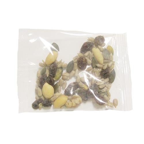 1/2 Oz. Snack Packs - Raisin Nut Trail Mix, SP-RNUT, Full Colour Imprint