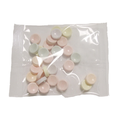 1/2 Oz. Snack Packs Smarties, SP-SMA, Full Colour Imprint
