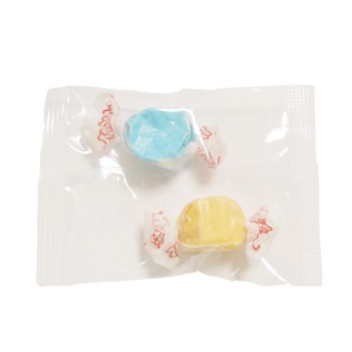 1/2 Oz. Snack Packs Salt Water Taffy, SP-SWT, Full Colour Imprint