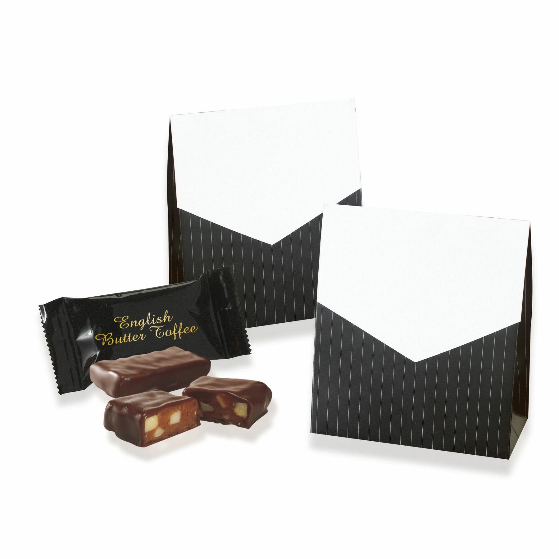 Mini Treat Pouch w/ English Butter Toffee, 242-EBT, One Colour Imprint