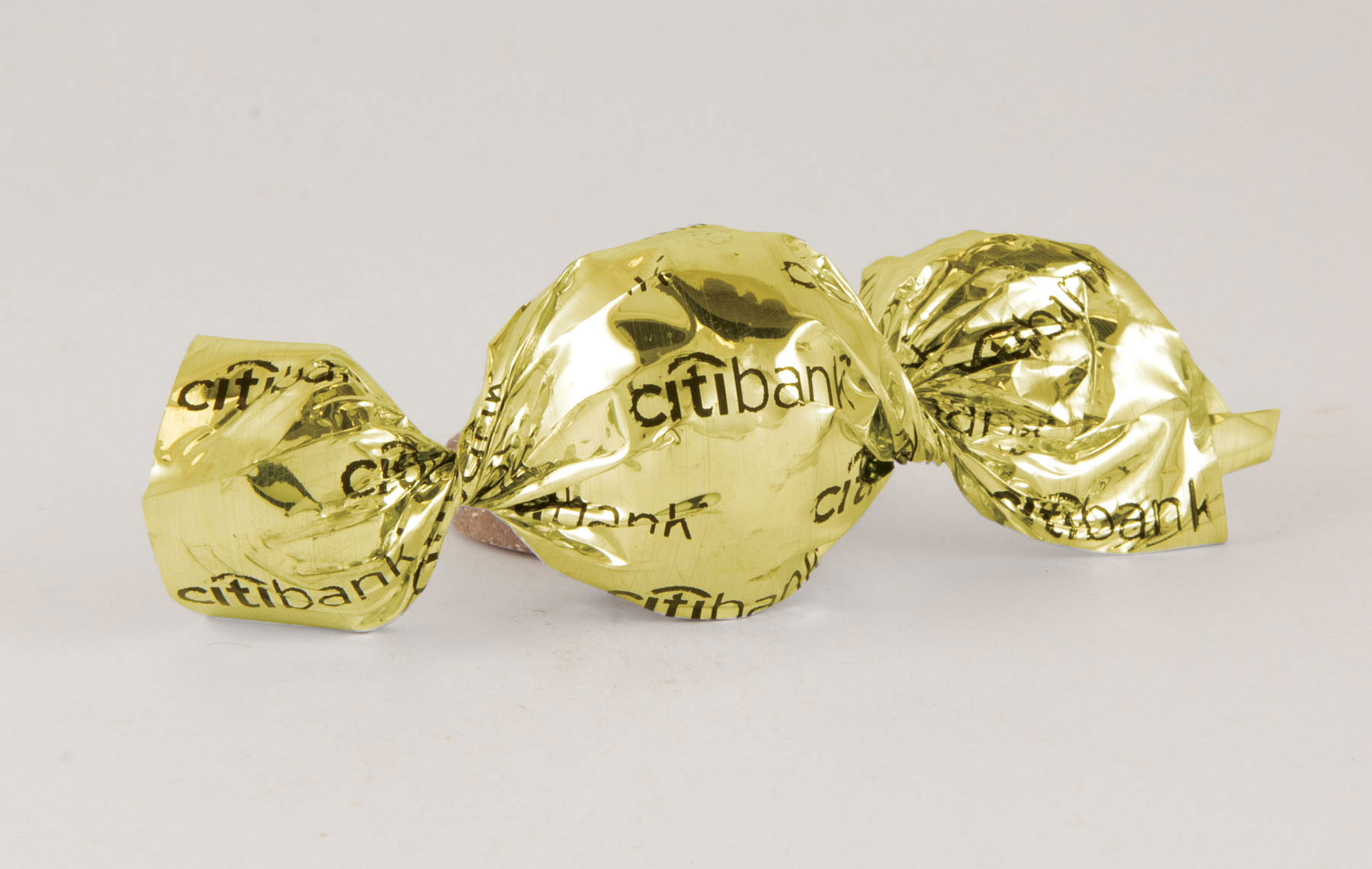 Twist Wrapped Truffles Individually Wrapped, PP-WTRF, One Colour Imprint