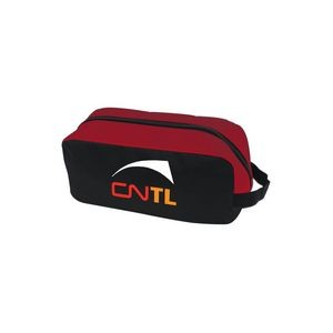 The Dependable Toiletry Bag - Red